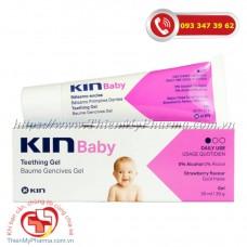 GEL BÔI GIẢM SƯNG NƯỚU KIN BABY TEETTHING  30ML/30MG