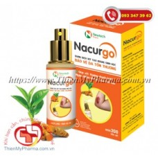 DUNG DỊCH XỊT NACURGO