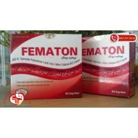 FEMATON - HOẠT HUYẾT BỔ MÁU