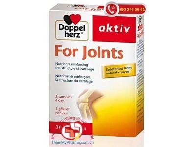 For Joints Doppelherz - Hỗ trợ điều trị viêm khớp