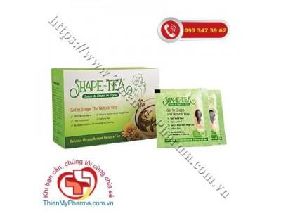 Trà giảm cân Shape Tea - hỗ trợ giảm cân, detox thanh lọc độc tố, và làm mát cơ thể