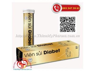 VIÊN SỦI TIỂU ĐƯỜNG DIABET | Hỗ trợ giảm đường huyết, giảm nguy cơ  biến chứng do đái tháo đường