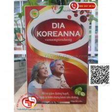 VIÊN UỐNG TIỂU ĐƯỜNG DIA KOREANNA