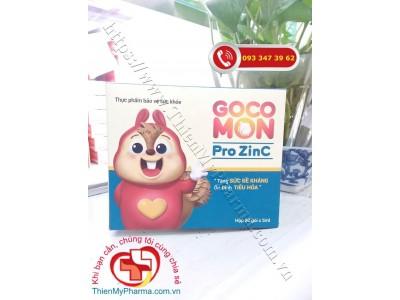 GOCOMON PRO ZINC | Tăng sức đề kháng, ổn định tiêu hóa