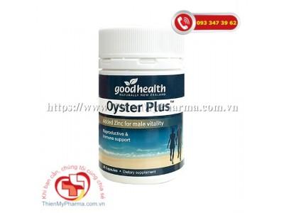 Tinh Chất Hàu Oyster Plus Goodhealth | Mạnh gân cốt, tăng cường sinh lý