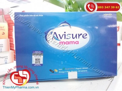 AVISURE MAMA | VITAMIN TỔNG HỢP CHO THAI KỲ