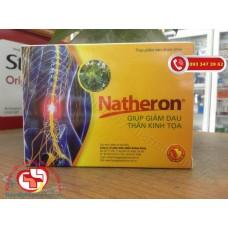 NATHERON - HỖ TRỢ ĐIỀU TRỊ ĐAU THẦN KINH TỌA