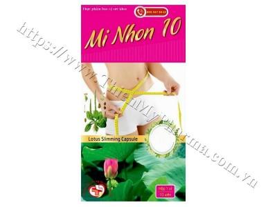 VIÊN GIẢM CÂN MI NHON 10