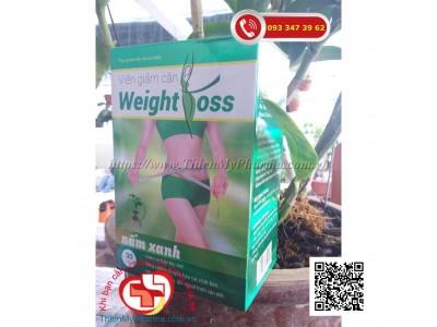 VIÊN UỐNG GIẢM CÂN WEIGHT LOSS NẤM XANH | Hỗ trợ giảm hấp thu mỡ, hỗ trợ giảm cân