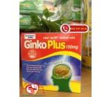 GINKO PLUS 150mg - HỖ TRỢ TUẦN HOÀN NÃO