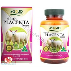 NHAU THAI CỪU JOJO SHEEP PLACENTA