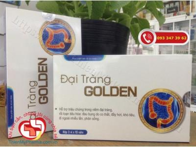 ĐẠI TRÀNG GOLDEN – Hỗ trợ điều trị bệnh viêm đại tràng