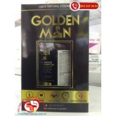 GOLDEN MAN - HỖ TRỢ TĂNG CƯỜNG SINH LÝ NAM GIỚI