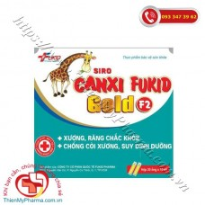 SIRO CANXI GOLD FUKID NEW