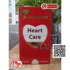 VIÊN UỐNG A+ NUTRITION HEART CARE