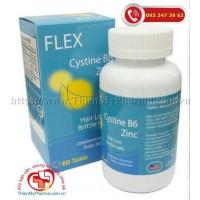FLEX CYSTINE B6 ZINC - VIÊN UỐNG CHỐNG RỤNG TÓC
