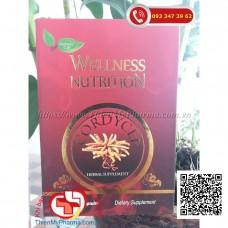 VIÊN UỐNG ĐÔNG TRÙNG HẠ THẢO WELLNESS NUTRITION CORDYCEP