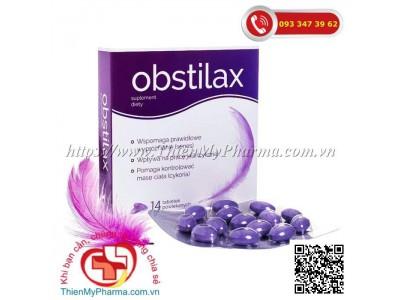 OBSTILAX | Hỗ trợ trong điều trị táo bón, nhuận tràng, giúp cải thiện tiêu hoá