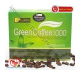 CÀ PHÊ GIẢM CÂN LEPTIN GREEN COFFEE (MỸ)