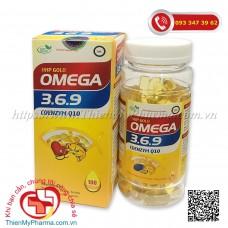 OMEGA 3-6-9 COENZYM Q10