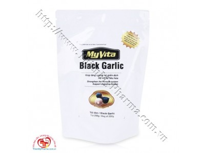 TỎI ĐEN BLACK GARLIC MYVITA