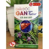 GIẢI ĐỘC GAN TATRA - CÀ GAI LEO