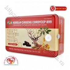 KOREAN GINSENG CORDYCEP 899