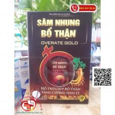 SÂM NHUNG BỔ THẬN OVERATE GOLD