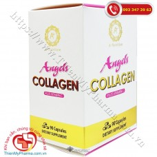 VIÊN UỐNG ANGELS COLLAGEN PLUS VITAMIN C