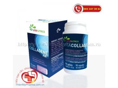 VIÊN UỐNG VITA COLLAGEN HA VITANUTRICS | Giúp bổ sung Collagen, giúp khớp cử động nhẹ nhàng, dẻo dai